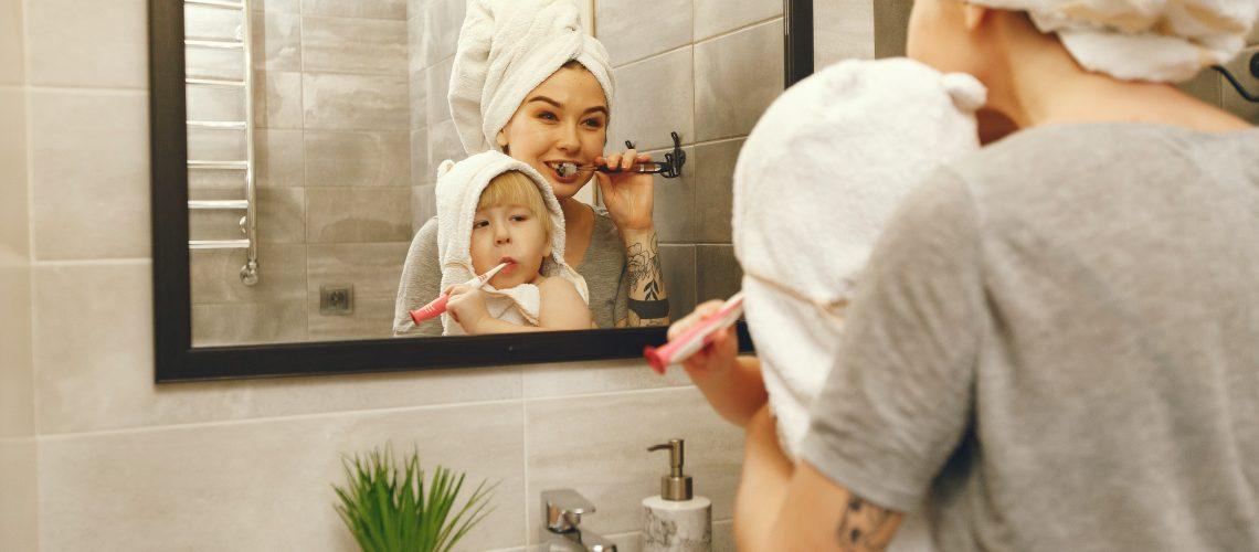Dentálna hygiena u detí