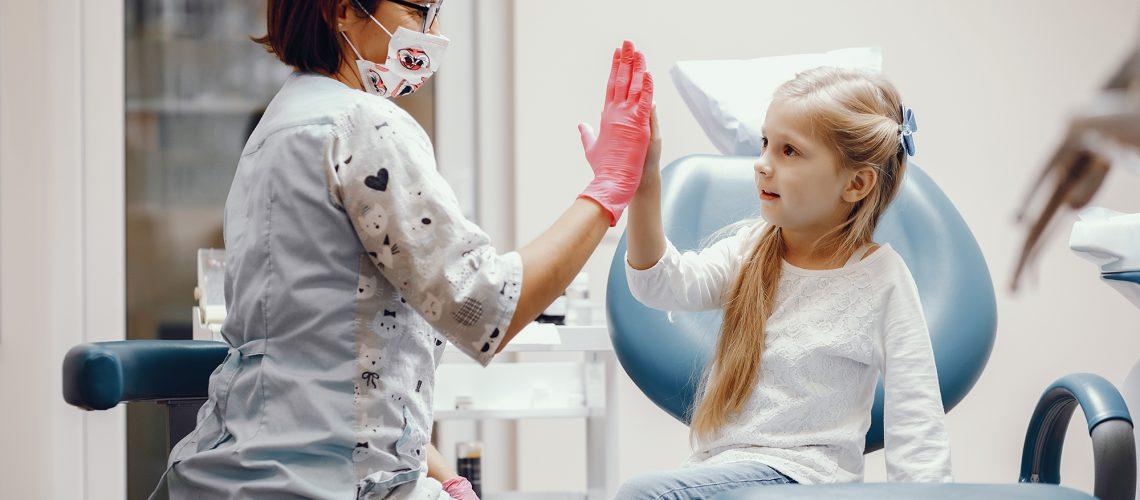 Prvá návšteva zubného lekára